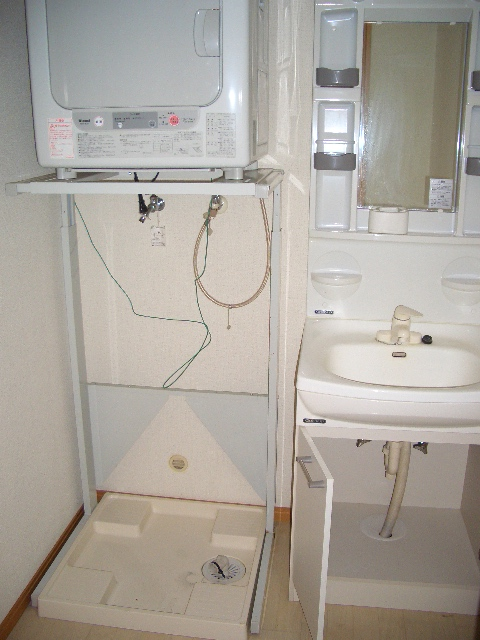 衣類乾燥機 洗面化粧台