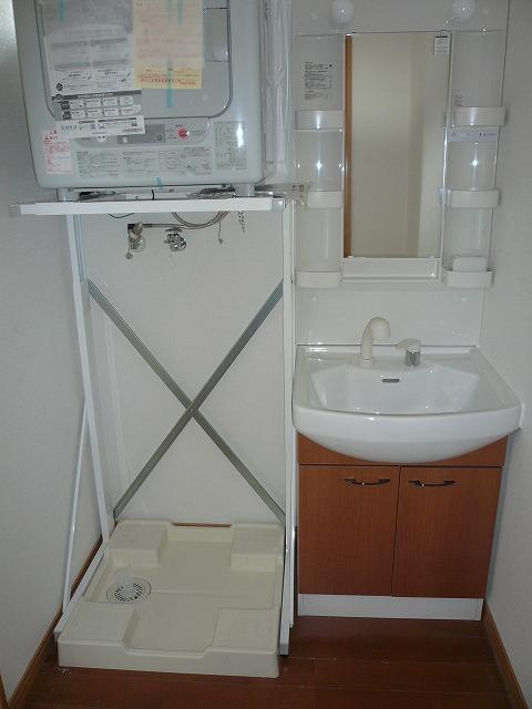 洗面化粧台・衣類乾燥機