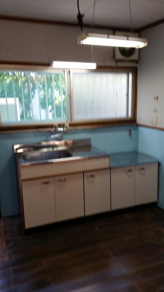 キッチン(新品)