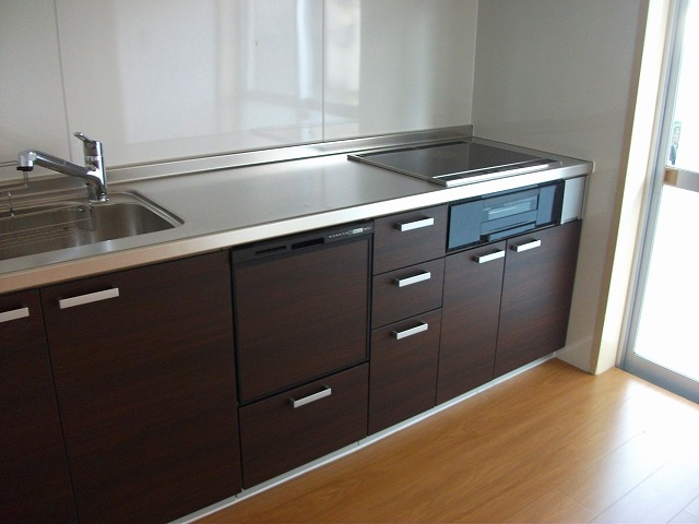 システムキッチンIH(食洗機付)