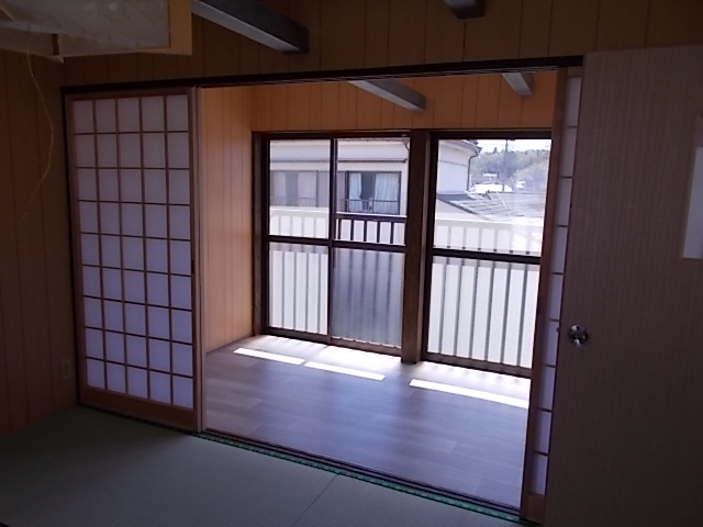 2階和室・広縁