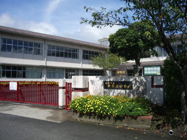 鹿屋東中学校