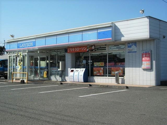 ローソン十三塚店