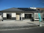 上野町B⑥号棟<br>H29.6.21更新<br>オール電化・太陽光<br>サンルーム付き