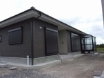 串良町下小原 A⑦号区 H29.10.10更新 オール電化・太陽光 サンルーム付き