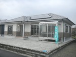 王子町F⑦号棟 H30.11.24更新 全8区画 オール電化・太陽光 サンルーム付き