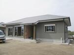 志布志町志布志 E⑧号区 H30.4.14更新 8区画 オール電化・太陽光 サンルーム付き