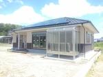 志布志町安楽B⑤号棟 H30.7.10更新 6区画 オール電化・太陽光 サンルーム付き