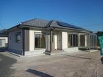 今坂町B⑤号棟 H30.1.8更新 8区画 太陽光・オール電化 サンルーム付き