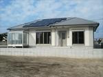 志布志町志布志 G⑦号棟 H30.1.17更新 オール電化・太陽光 サンルーム付き