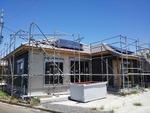 肝付町前田A④号区 5区画 H29.12.21更新 オール電化・太陽光 サンルーム付き