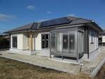 肝付町前田A⑤号棟 5区画 H29.12.17更新‼ オール電化・太陽光 サンルーム付き