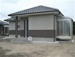 串良町細山田A③号棟 10区画 H30.3.17更新 オール電化・太陽光 サンルーム付き