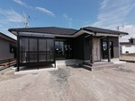 吾平町麓B⑤号区 H30.4.3更新 9区画 オール電化・太陽光 サンルーム付き