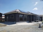 上谷町B③号棟 全6区画 R2.3.23更新 オール電化・太陽光 サンルーム付き