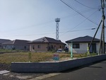 肝付町富山B①号区 H30.6.24更新 2区画のみ オール電化・太陽光 サンルーム付き