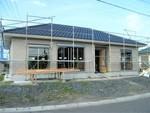 肝付町富山C①号区 H30.7.30更新 8区画 オール電化・太陽光 サンルーム付き