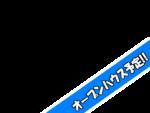 川西町M⑥号区 R3.10.18更新 オール電化 サンルーム付き