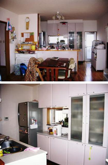 システムキッチン・食器棚