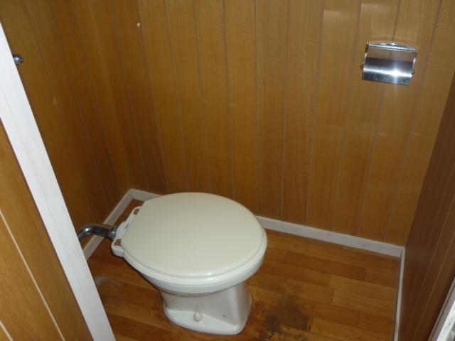 201号 トイレ