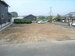 鹿屋市串良町上小原<br>①号区<br>残り2区画<br>H30.5.23更新<br>値下げ<br>建築条件なし!